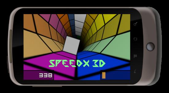 SpeedX3D - OpenFeint