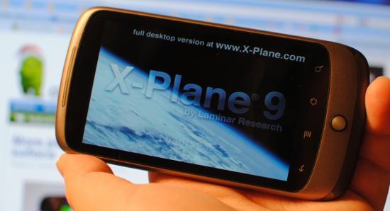 X-Plane 9 для Android