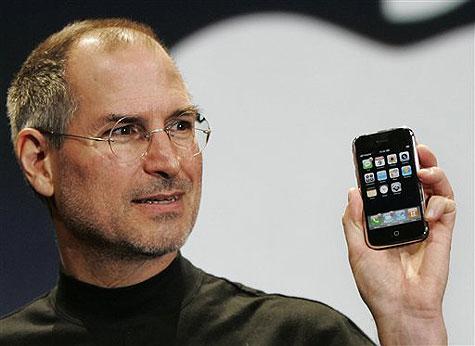 Apple, Стив Джобс