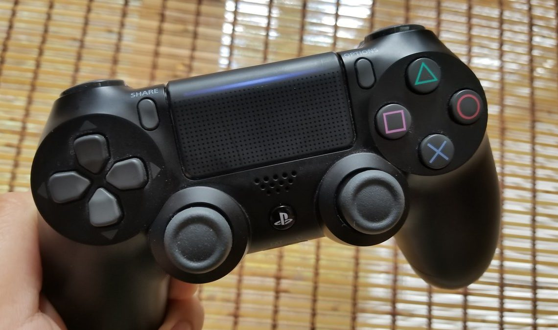 DualShock 4 controller