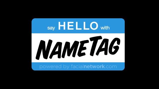 NameTag для Google Glass