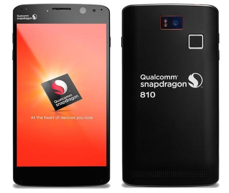 Qualcomm приносит будущее разработчикам сегодня с эталонным телефоном Snapdragon 810, планшетом