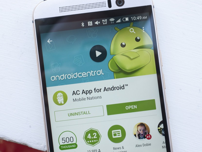 Android Central App