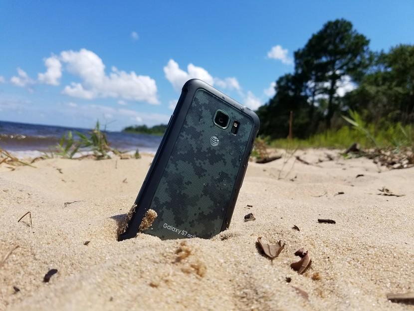 Samsung Galaxy S7 активный