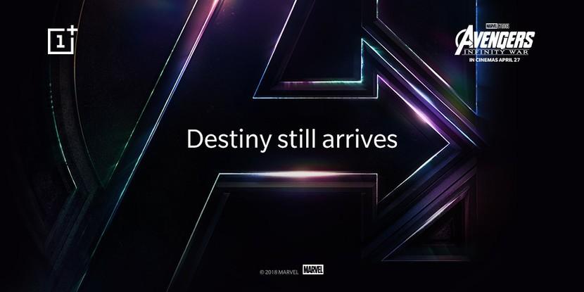 OnePlus Marvel Studios