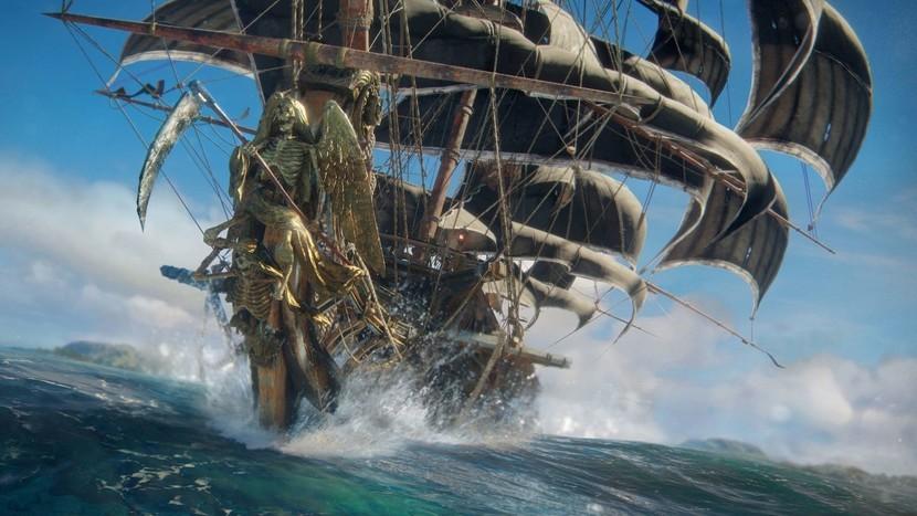 Skull & Bones ship