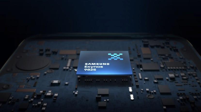 Samsung unveils 7nm Exynos 9825