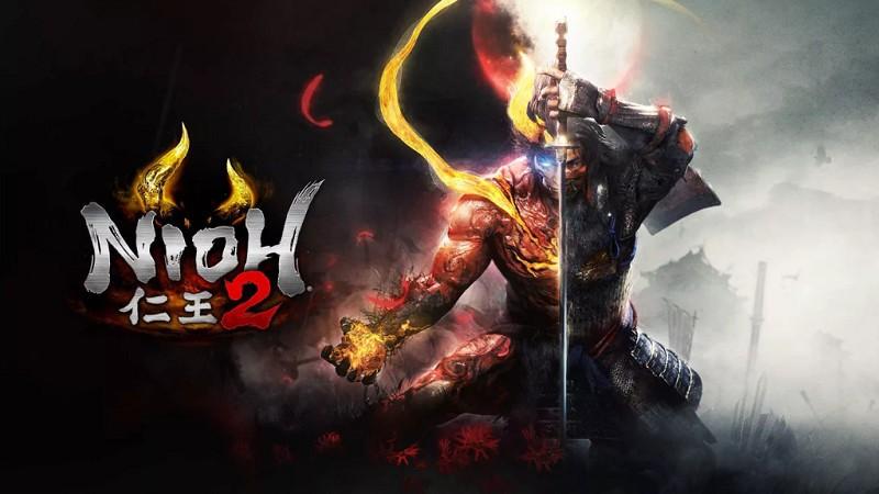 A Samurai warrior struggles with his Yokai side in Nioh 2