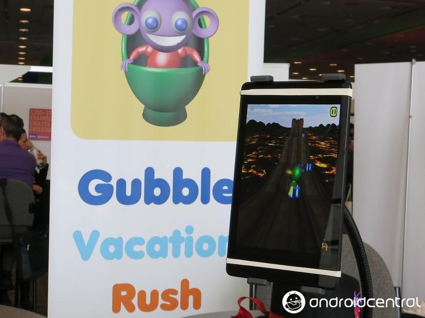 Gubble Vacation Rush на Android в мире приложений
