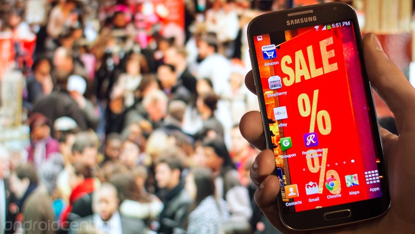Покупки приложений для Android