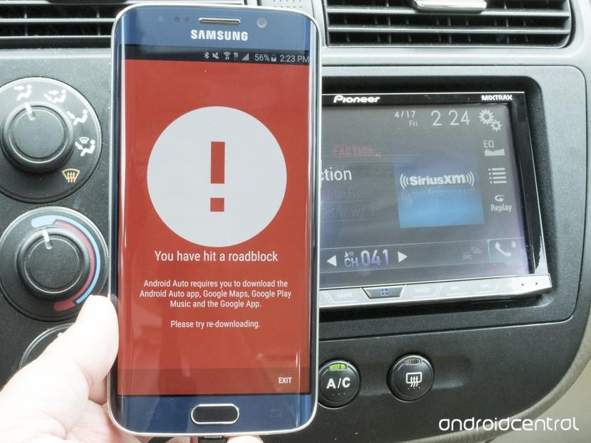 Android Auto и GS6 не нужны