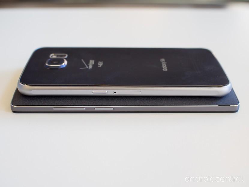 OnePlus 2 против Galaxy S6