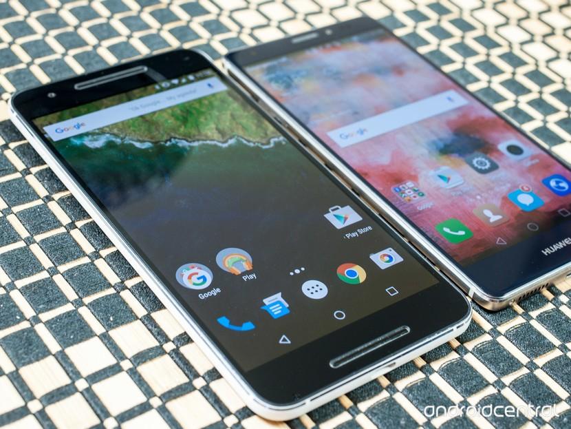Mate S против Nexus 6P