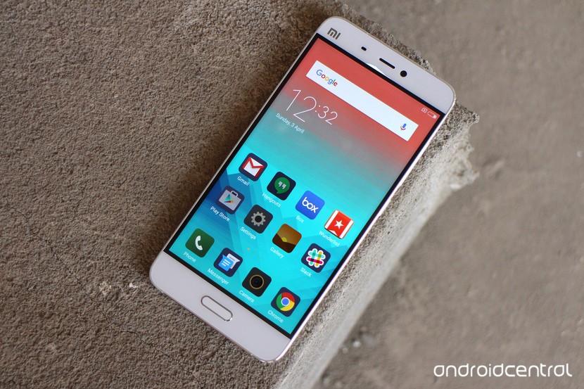 Xiaomi Mi 5 обзор