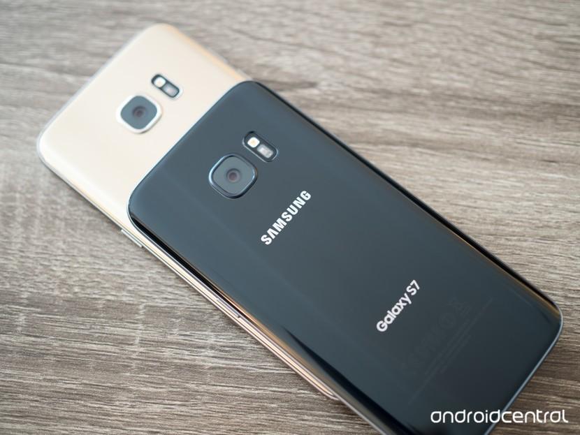 Samsung Galaxy S7 и S7 край