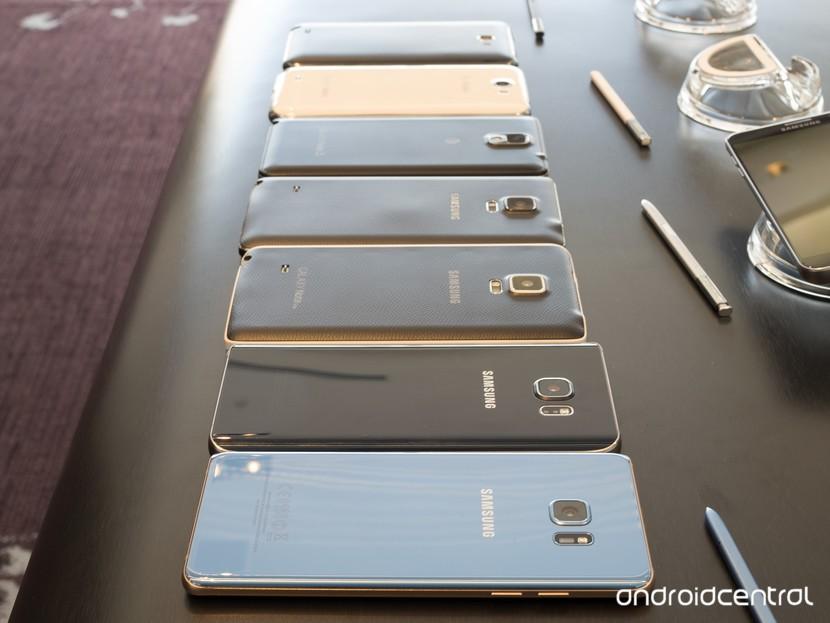Серия Samsung Galaxy Note