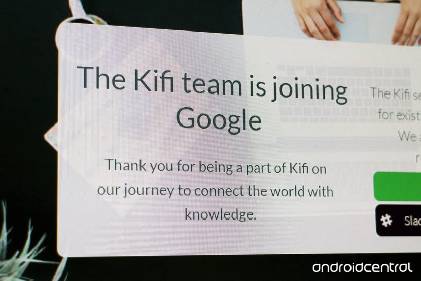 Google Kifi