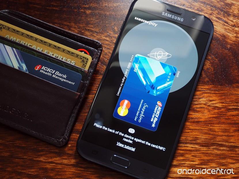 Samsung Pay в Индии: все, что нужно знать