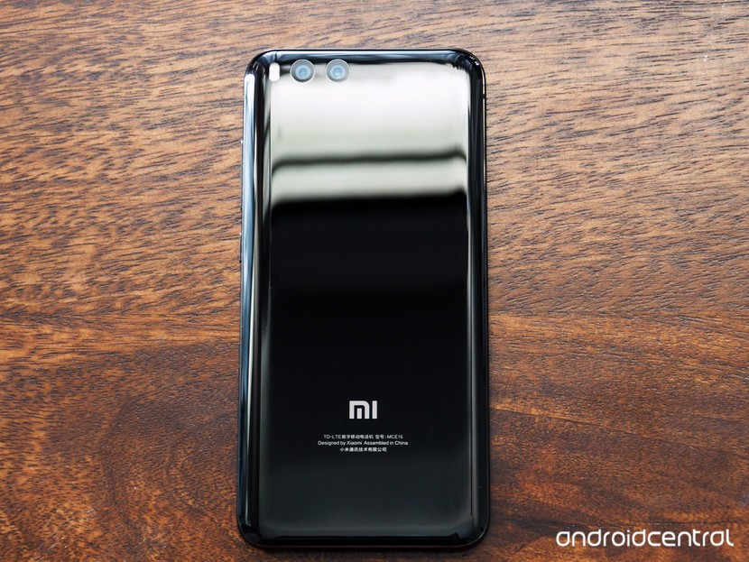 Xiaomi Mi 6 камера