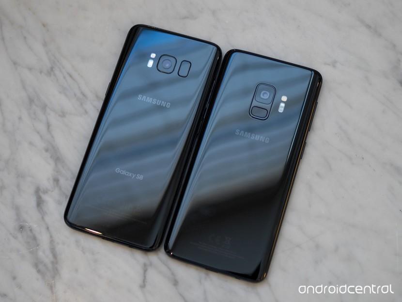 Samsung Galaxy S9 и Galaxy S8