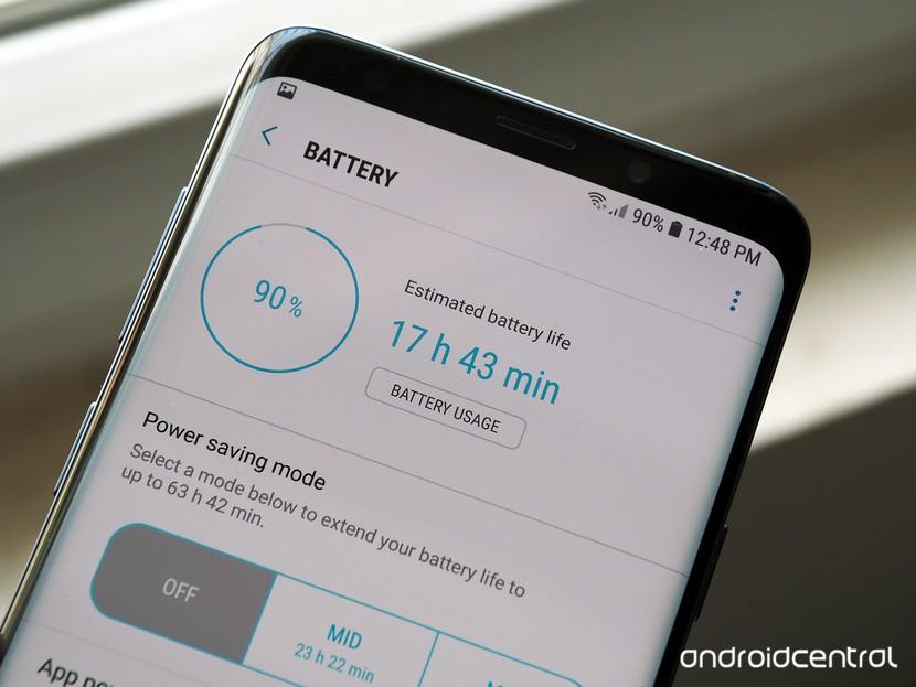 Как исправить проблемы с временем автономной работы Galaxy S9