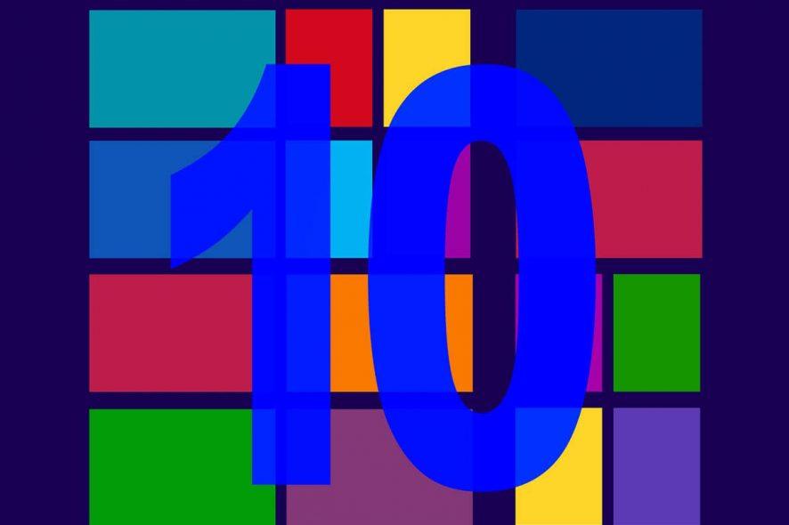 исправить медленный браузер Windows 10 CFG