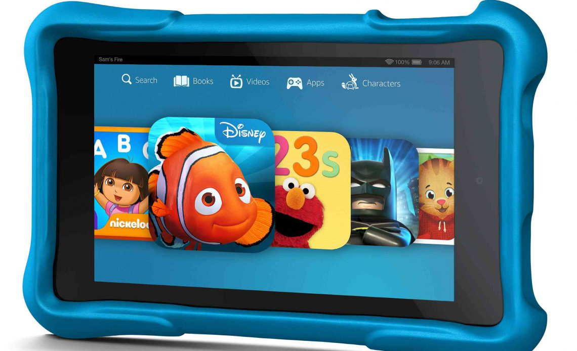 Fire HD Kid's Edition