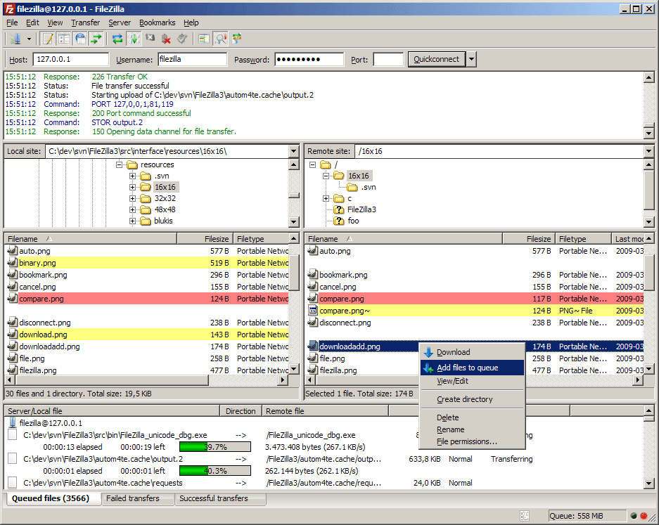 dedicated virtual server