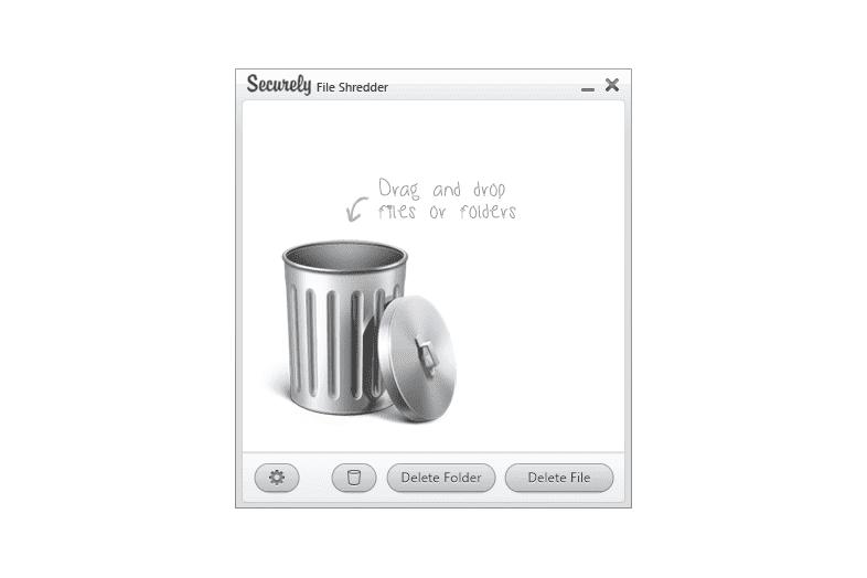 Безопасно File Shredder v2.0 на Windows 8