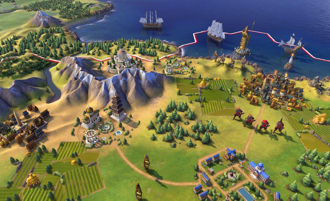 Скриншот Цивилизация VI