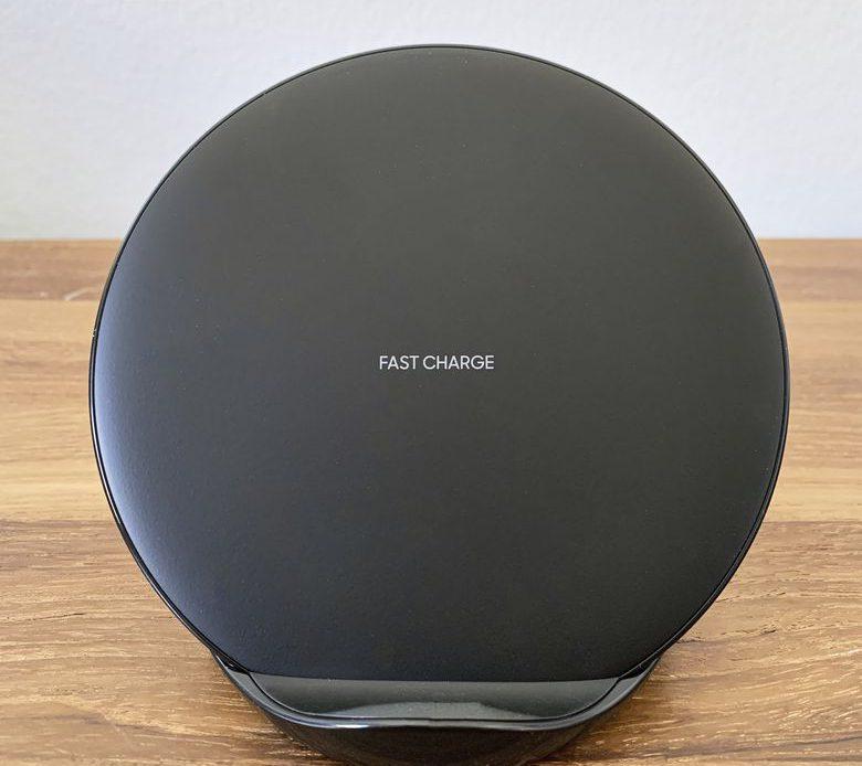 Подставка для беспроводной зарядки Samsung Fast Charge