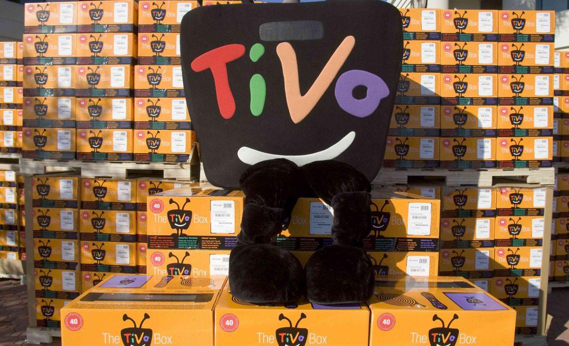 Бесплатная акция Tivo в Калифорнии