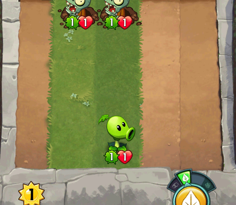 Plant vs Zombies: Heroes for Android