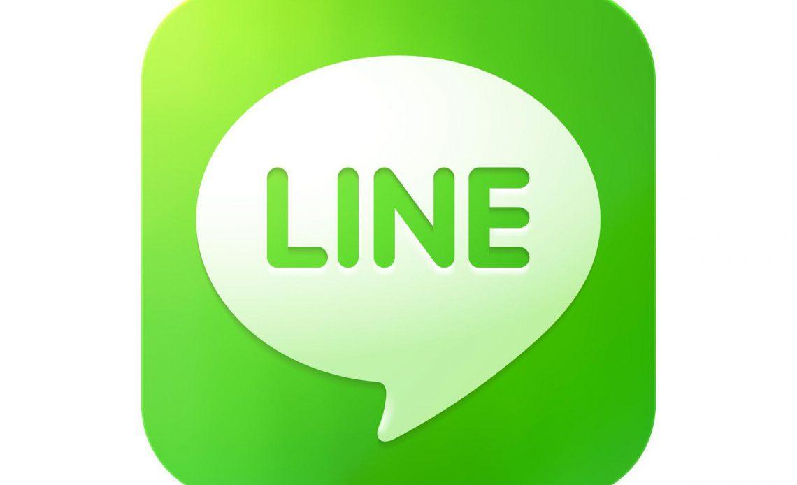 Логотип приложения LINE
