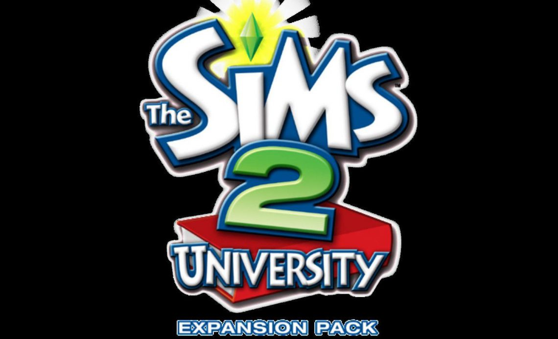 Обложка The Sims 2 University Expansion Pack