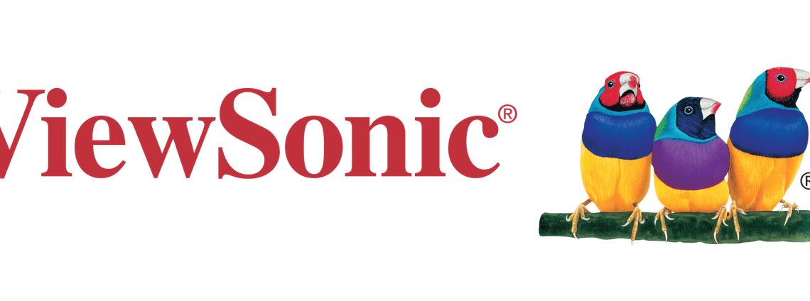 Логотип веб-сайта ViewSonic