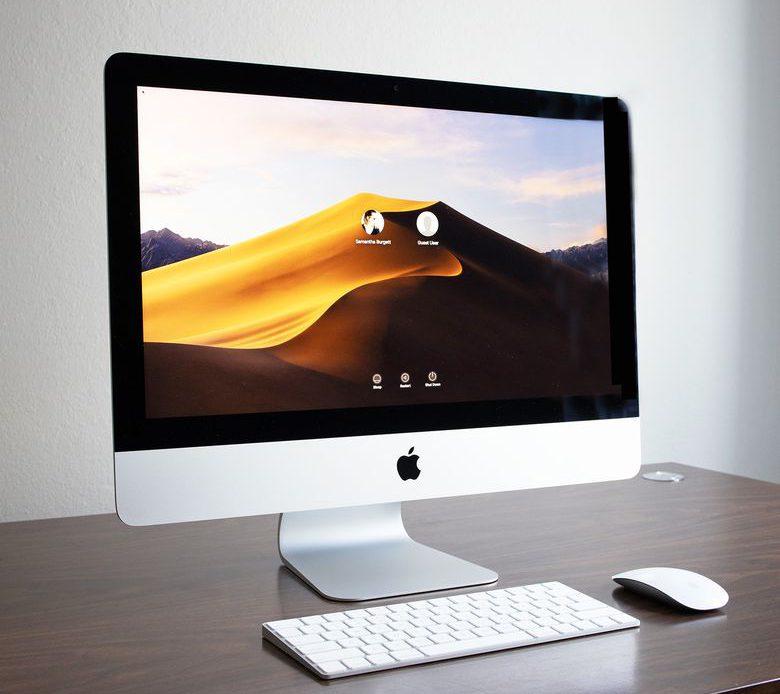 Apple iMac 21,5-дюймовый 4K