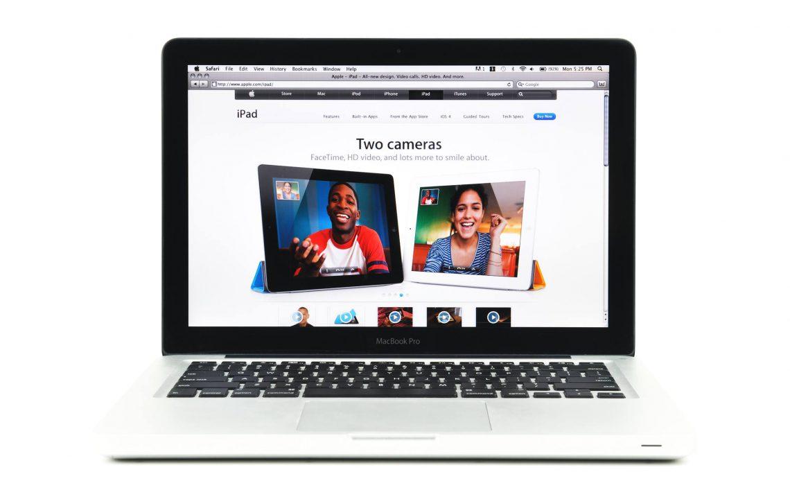 Ноутбук Mac