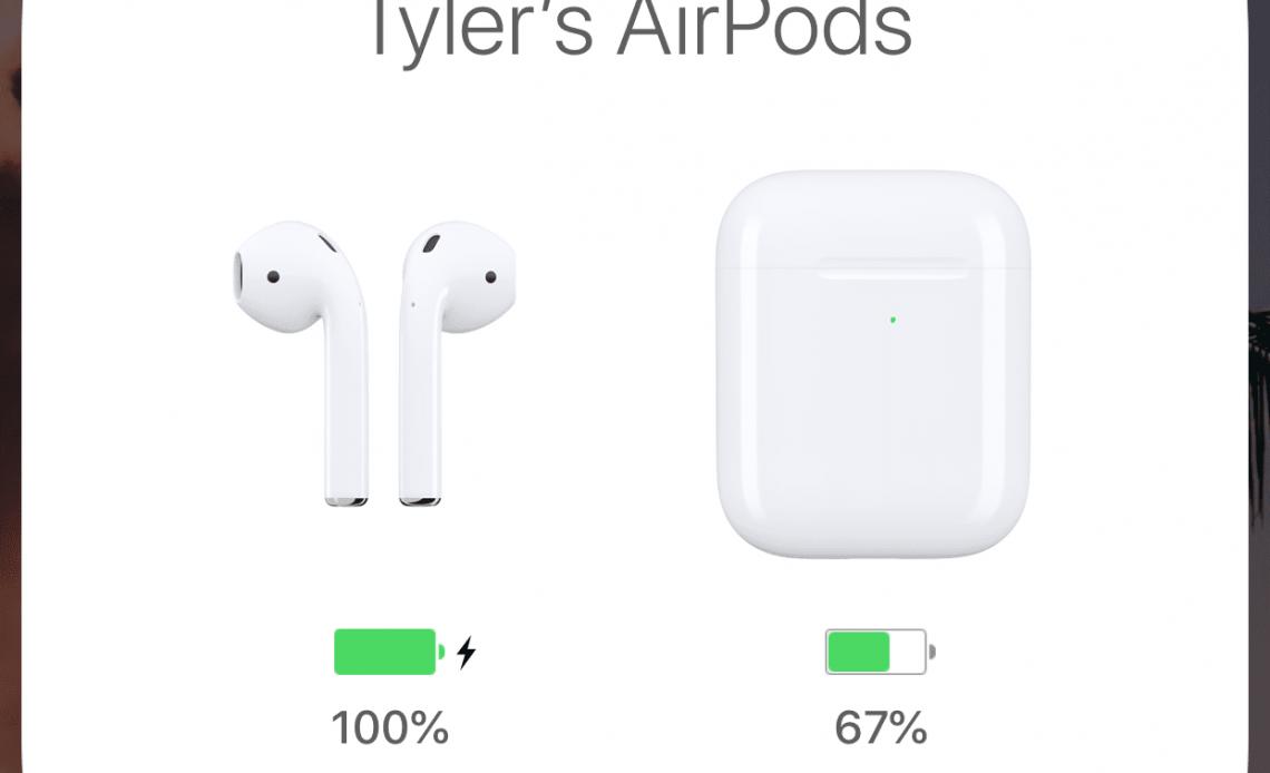 Тайлер Airpods