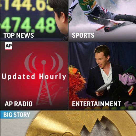 AP Mobile новостное приложение