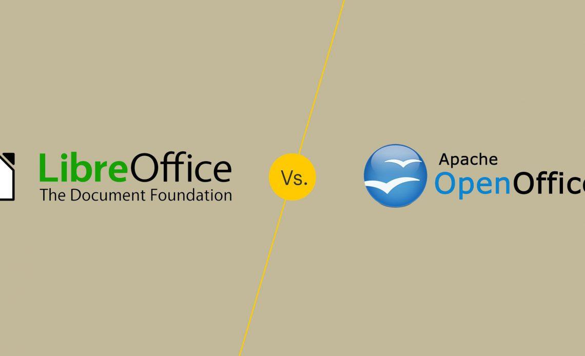 LibreOffice против OpenOffice