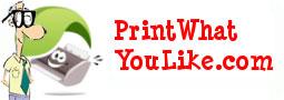 PrintWhatYouLike - экономьте бумагу и чернила при печати веб-страниц