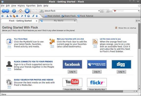 12 достойных альтернативных браузеров для Linux