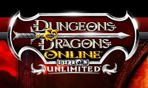 Онлайн-переиздания MMORPG Dungeons & Dragons - бесплатно!