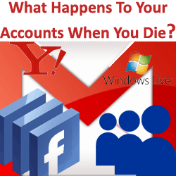 Что происходит с вашими учетными записями электронной почты и социальных сетей, когда вы умираете?