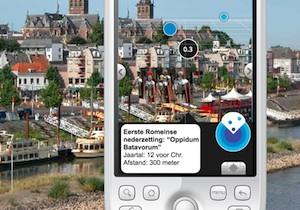 Layar - универсальная дополненная реальность для iPhone и Android