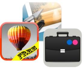 Три полезных бесплатных приложения для фотографии для iPad
