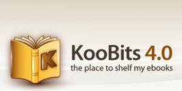 KooBits - простая, но классная цифровая полка для вашей коллекции электронных книг