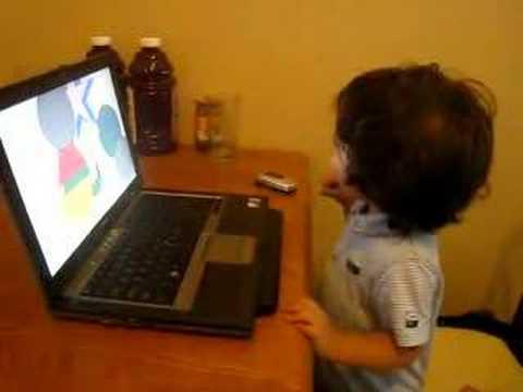 Пусть маленькие наслаждаются вашим компьютером. Время BabySmash!