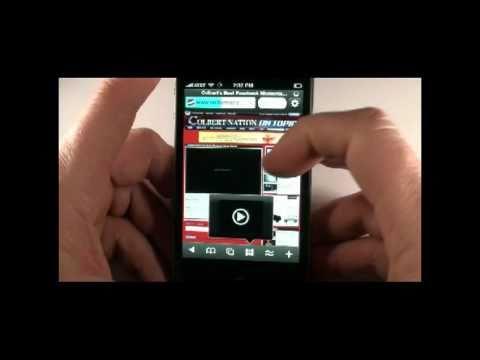 Смотрите флэш-видео на вашем iPhone с Skyfire [Новости]